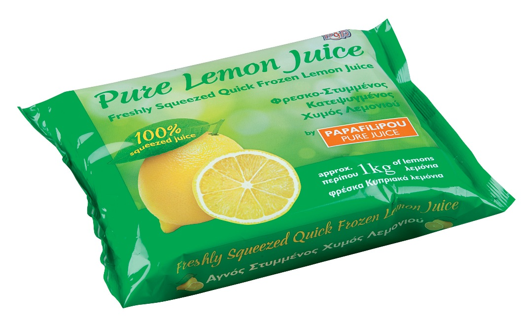 Lemon Juice Export